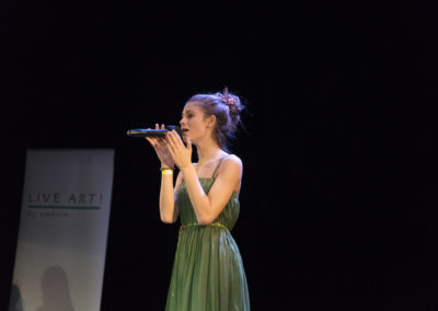 2. místo - Amélie Lavaud