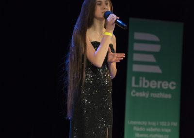 3. místo - Karolína Anna Bokstefflová
